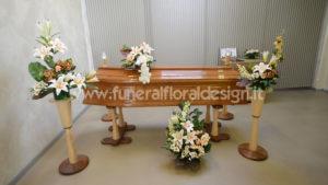Arredo funebre casa funeraria camera ardente